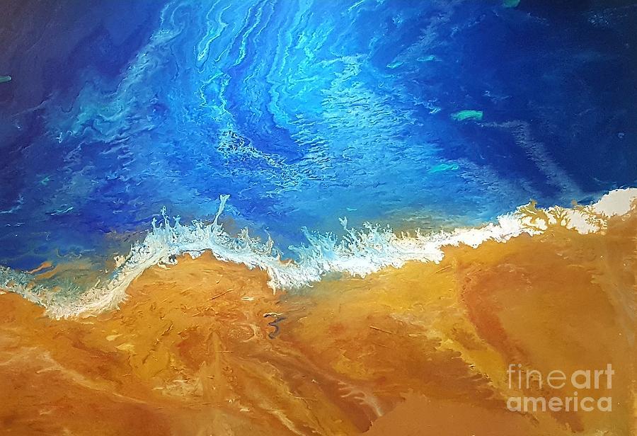 High tide by Troy Jones