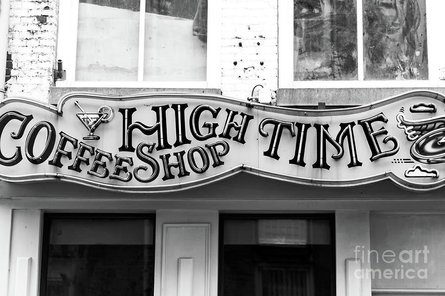 High Times Coffeeshop Amsterdam by John Rizzuto