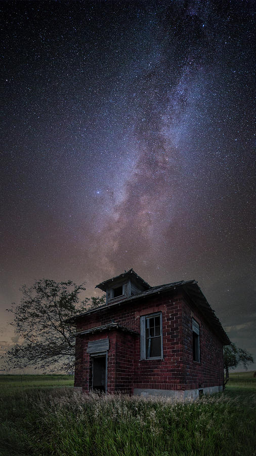 Great Rift Photograph - Higher Education  by Aaron J Groen