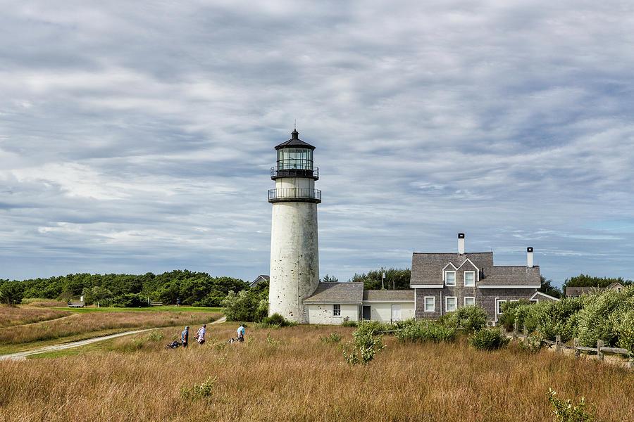 Highland Lighthouse by Fran Gallogly
