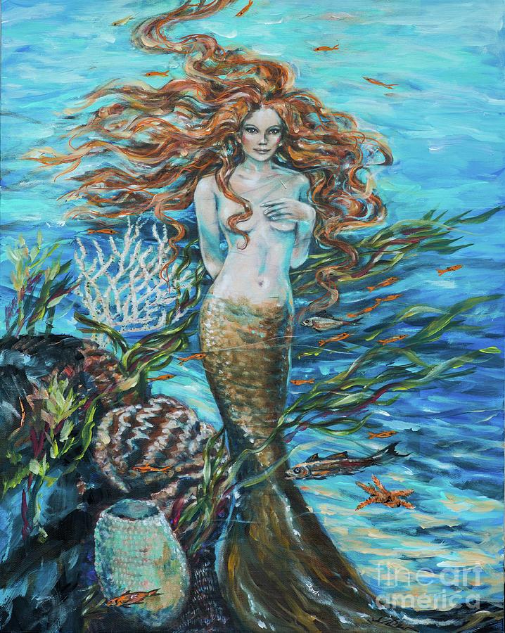 Highland Mermaid by Linda Olsen