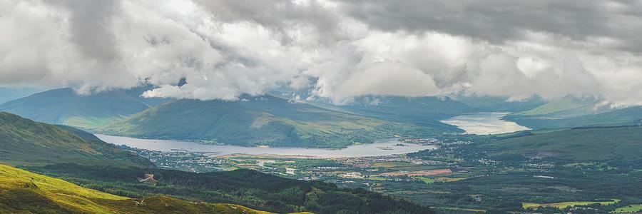 Highland Panorama by Ray Devlin