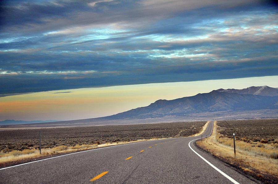 Highway 130 To Minersville Photograph by Utah-based Photographer Ryan Houston