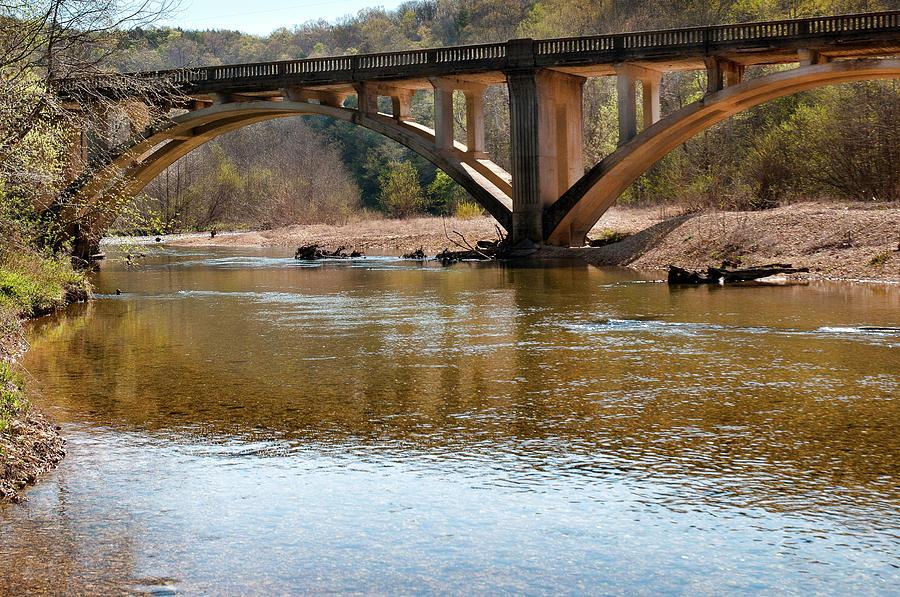 Highway 19 Bridge by Steve Stuller
