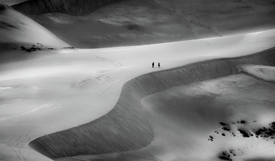 Hiking Great Sand Dunes National Park by Dean Ginther