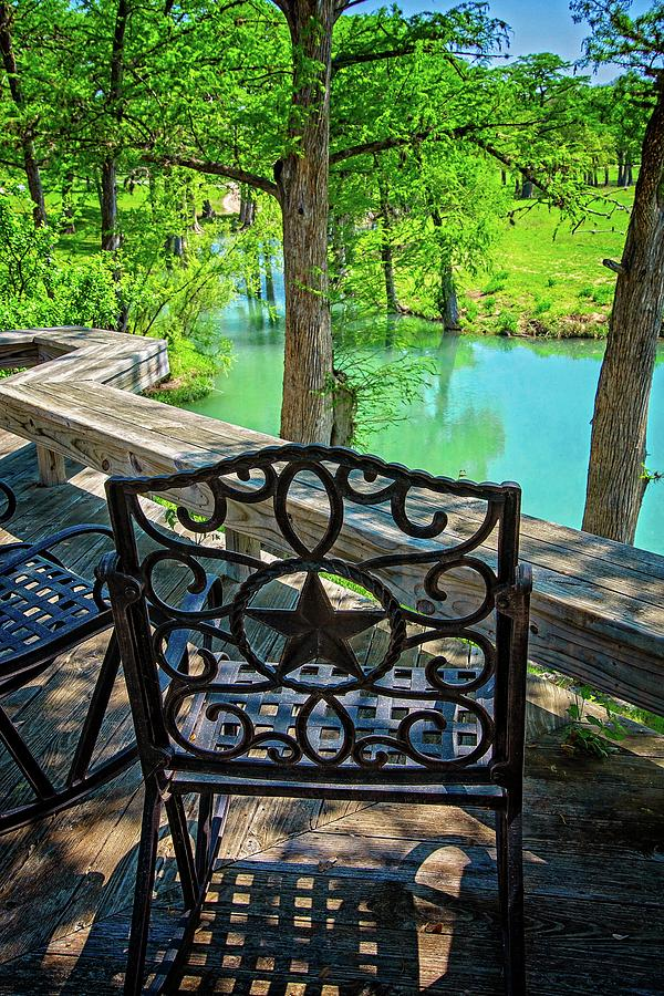 Hill Country Chillaxin by Lynn Bauer