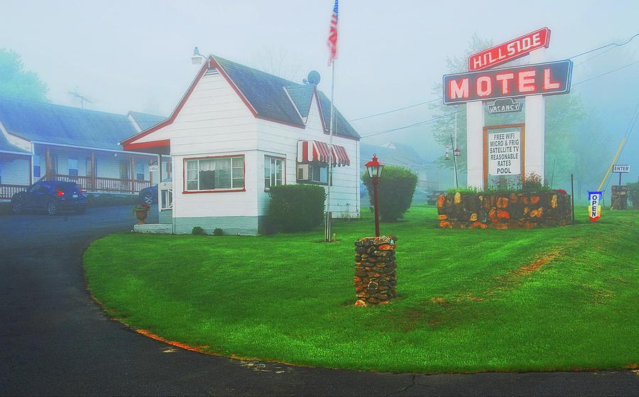 Hillside Motel, Shenandoah Valley, VA by Bill Jonscher