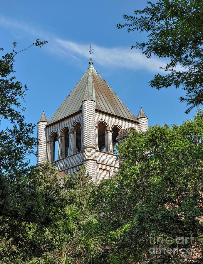 Hiostoric Church and Landmark - Charleston South Carolina by Dale Powell
