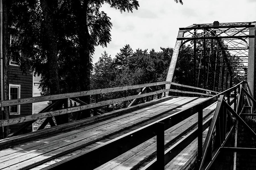 Historic Bridge by Kelly Thackeray