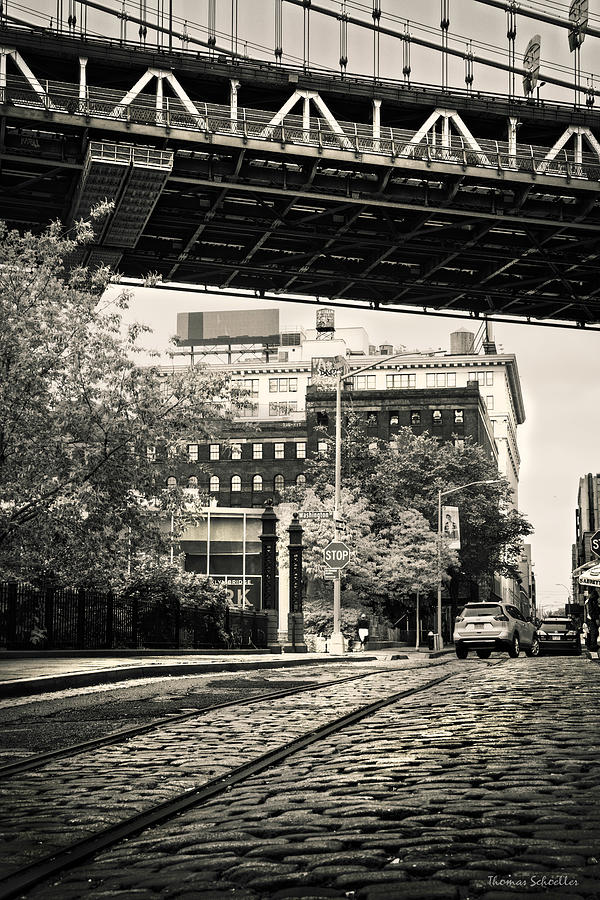 Historic Brooklyn by T-S Fine Art Landscape Photography