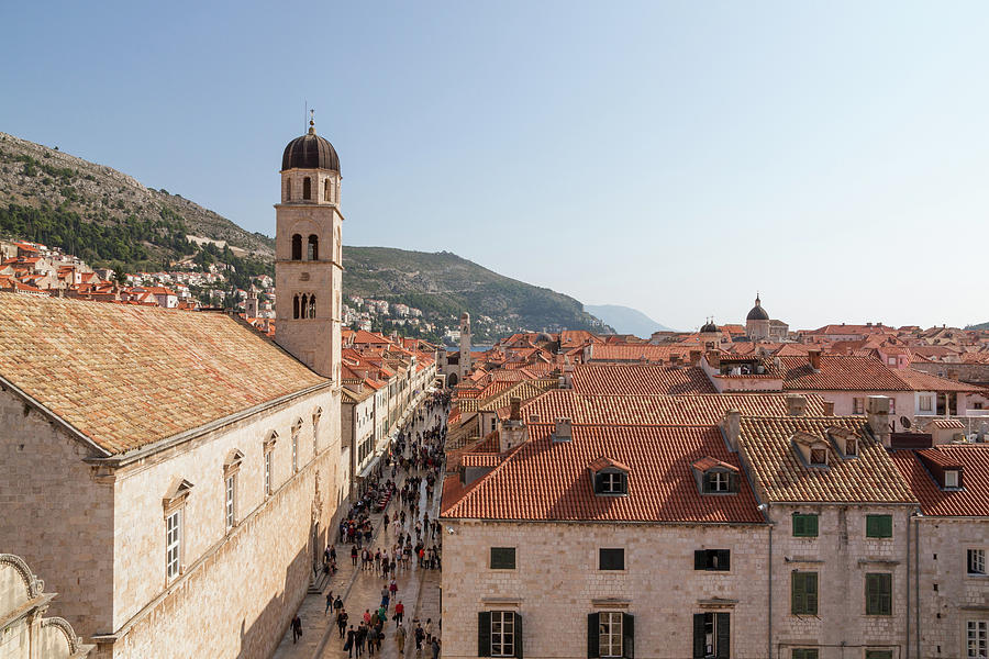 Historic Dubrovnik by John Daly