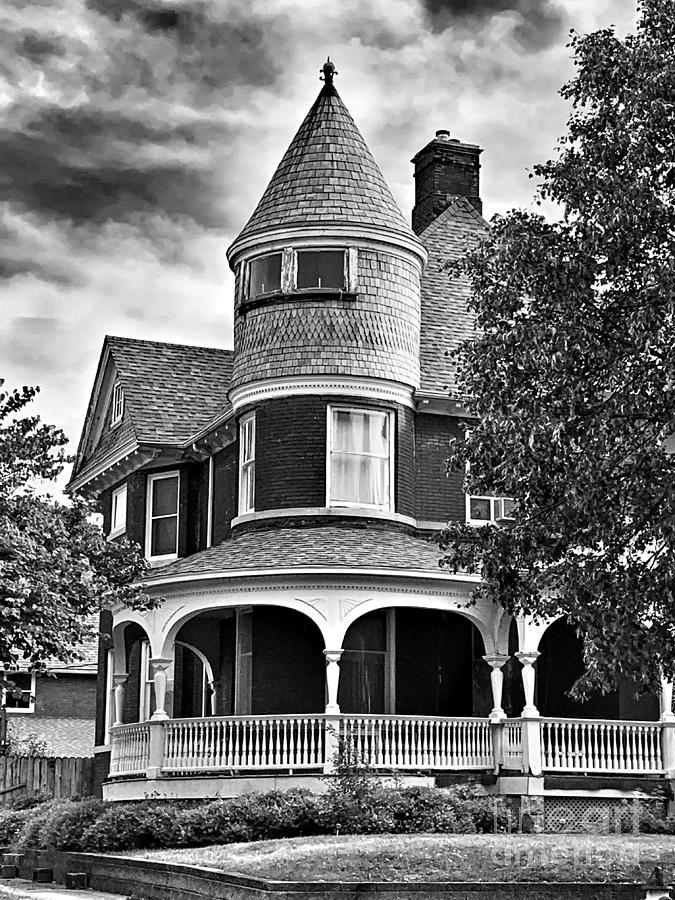 Historic by Pamela Walrath