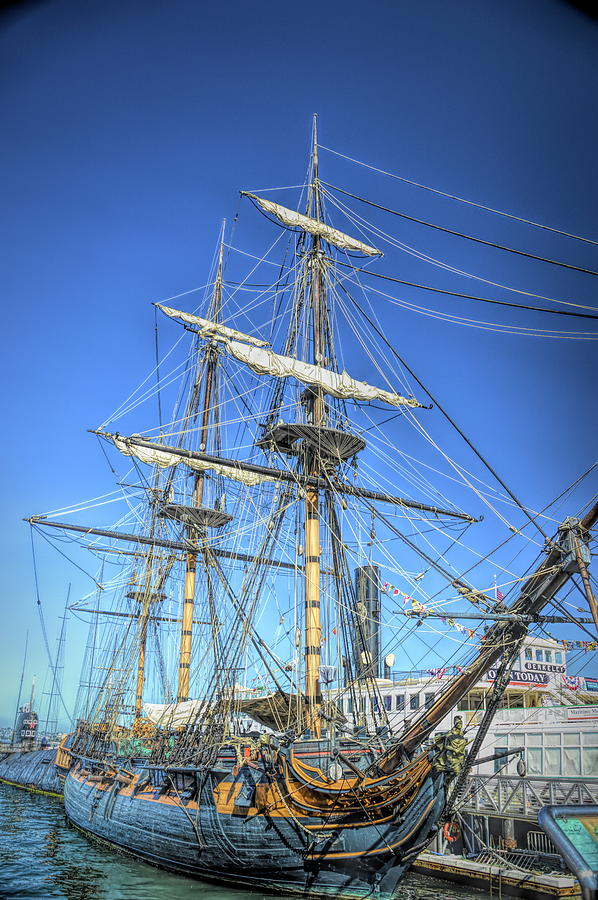 HMS Surprise  by Floyd Snyder