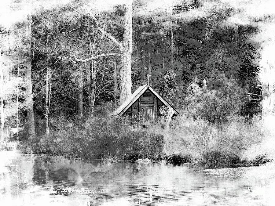 Hobbits House #2 by Marcia Lee Jones