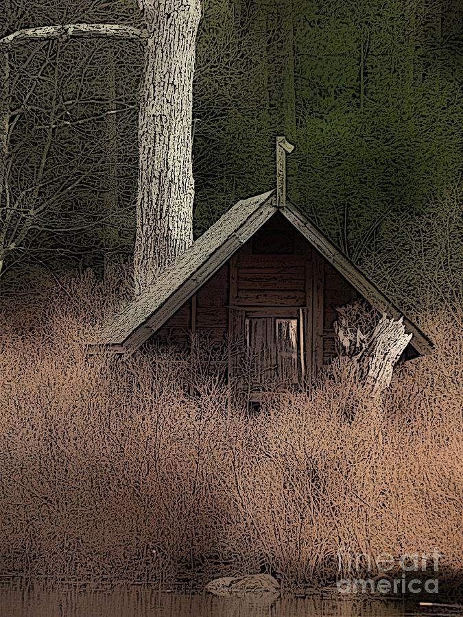 Hobbits House #4 by Marcia Lee Jones