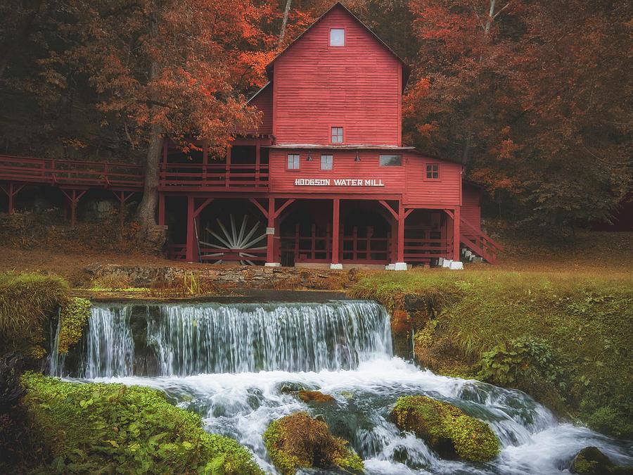 Hodgson In Autumn by Josh Spengler