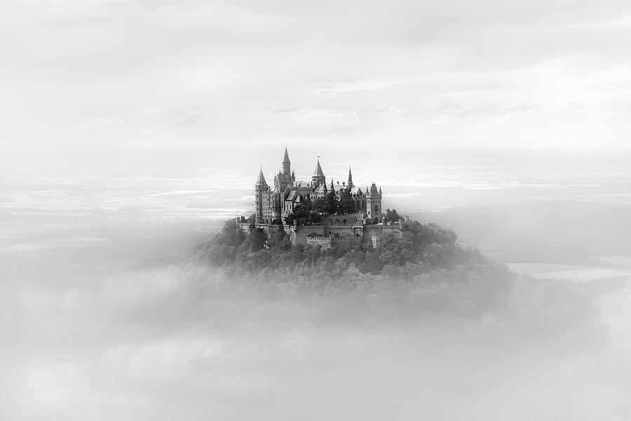 Castle Photograph - Hohenzollern by Joaquin Guerola