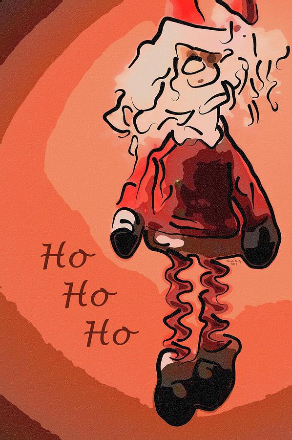 HoHoHo by Trish Tritz
