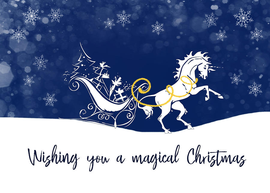 HOLIDAY MAGIC quote by Dressage Design