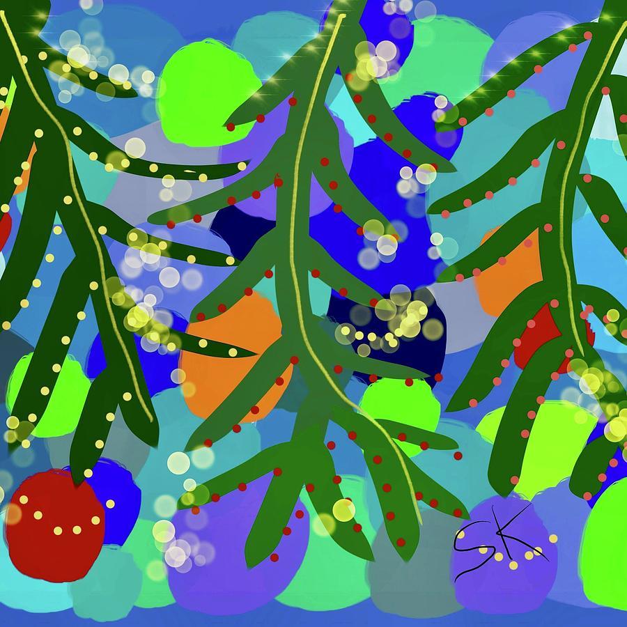 Holiday Ornaments by Sherry Killam