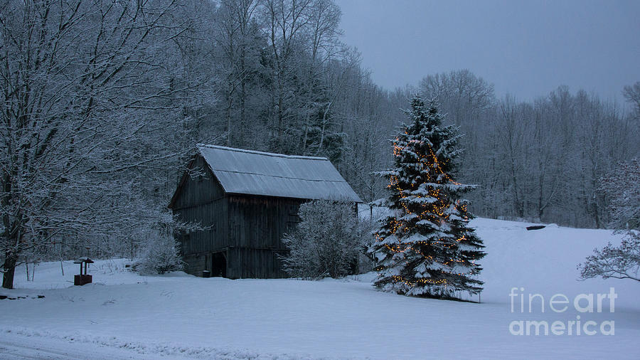Holiday Season in Vermont by Scenic Vermont Photography