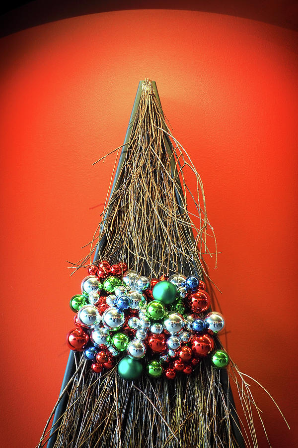 Holiday Twig Tree by Bill Swartwout Fine Art Photography