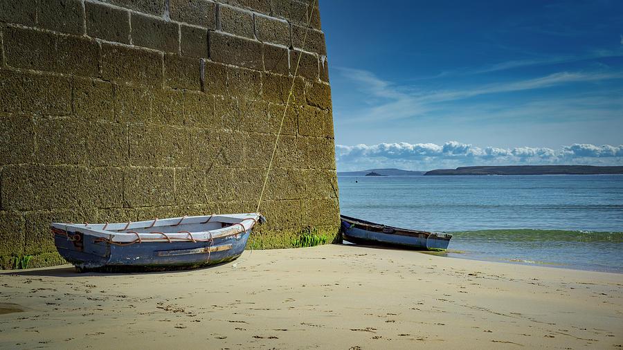 Holidays In St Ives Cornwall by Eddy Kinol