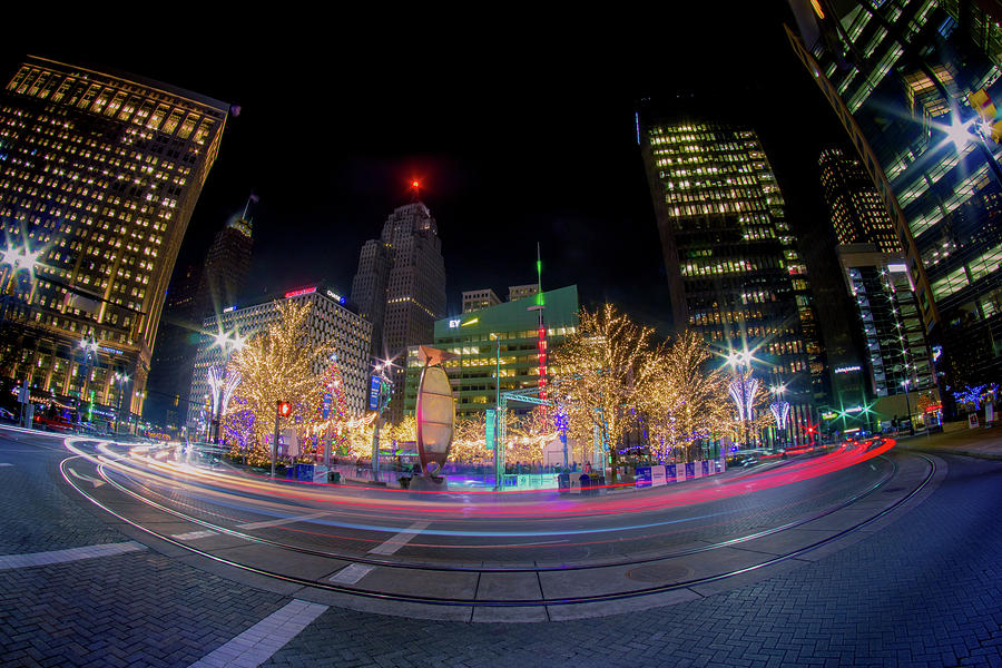 Holidays in the Heart of the D by Jay Smith