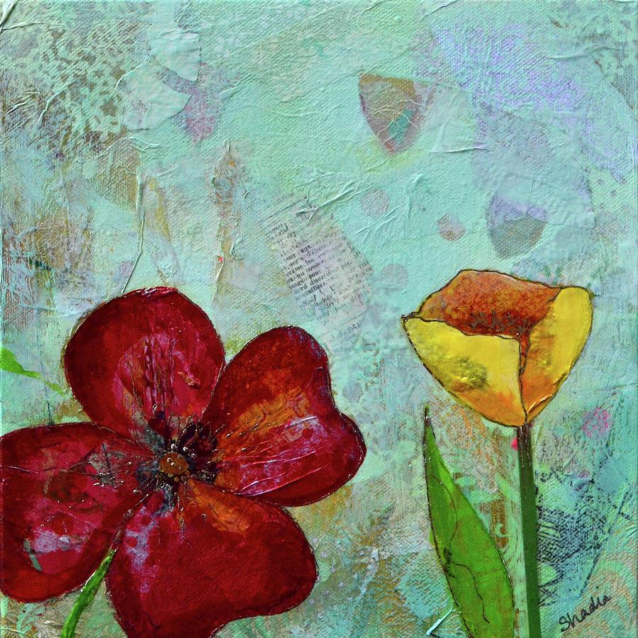 Holland Tulip Festival IIi Painting