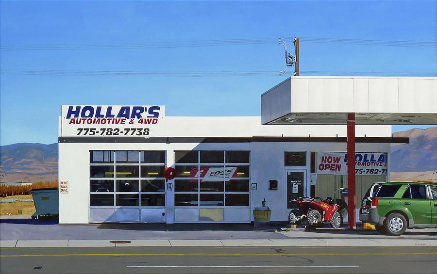 Hollars Painting