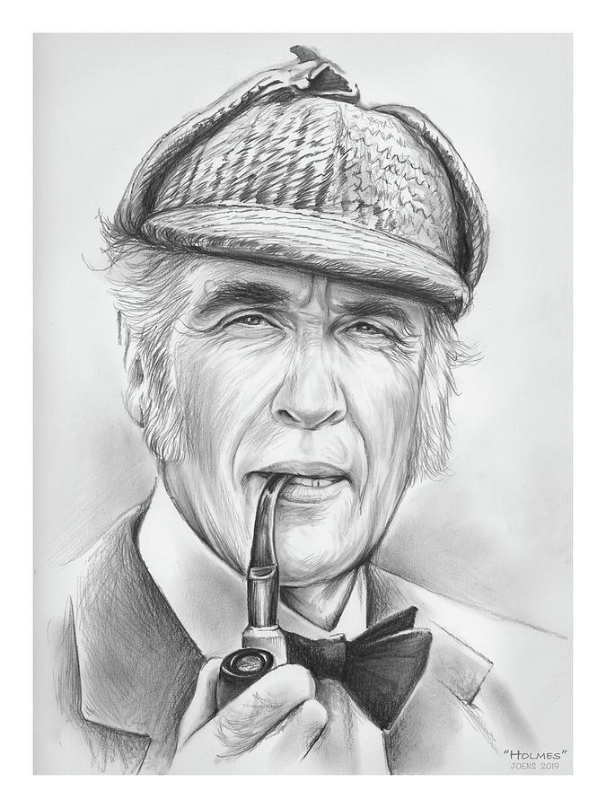 Holmes by Greg Joens