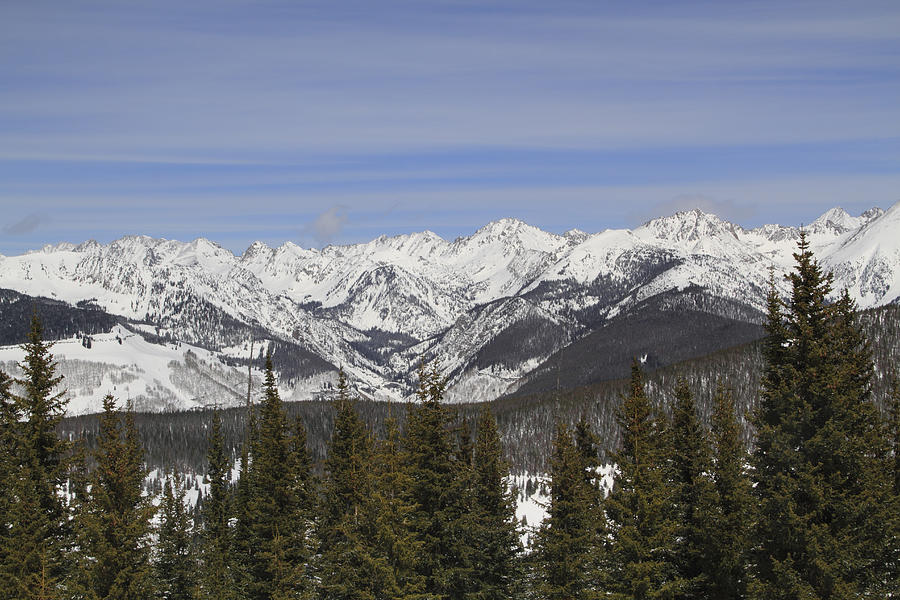 Holy Cross Wilderness Area, Colorado Photograph by John Kieffer