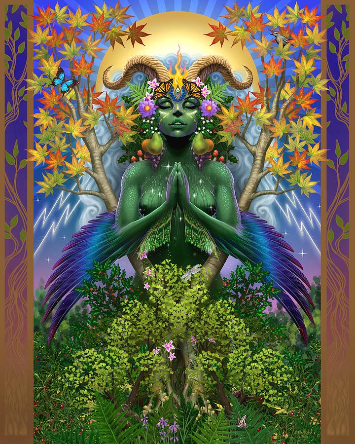 Holy Gaia by Cristina McAllister
