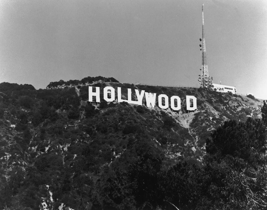 Home Of Hollywood Photograph by American Stock Archive