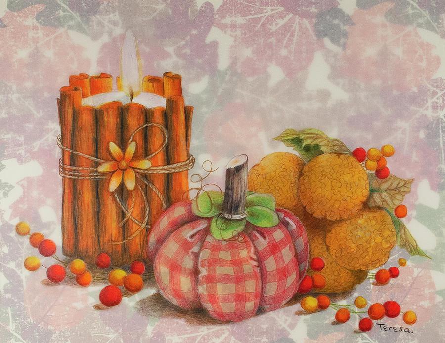 Homemade Autumn by Teresa Frazier