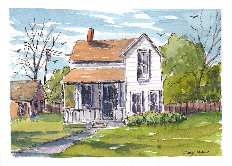 Homestead by Barry Jones