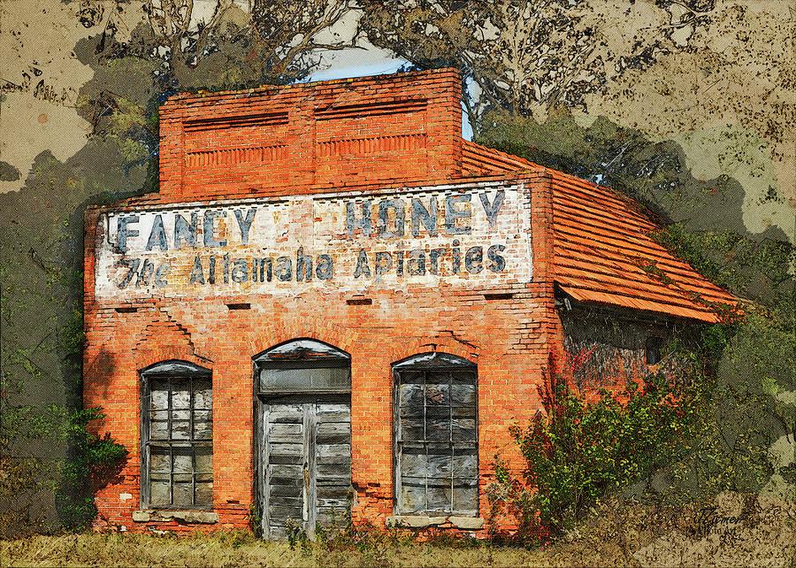 Nature Photograph - Honey Store  by Jim Ziemer