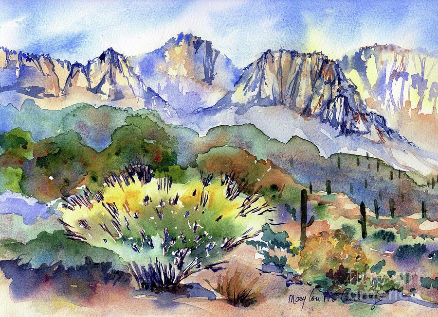HoneyBee Canyon by Mary Lou McCambridge