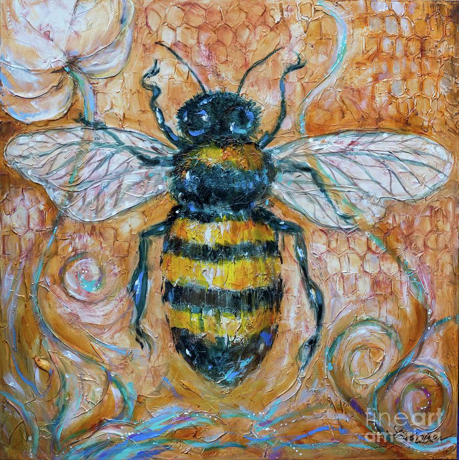 Honeybee Life by Linda Olsen