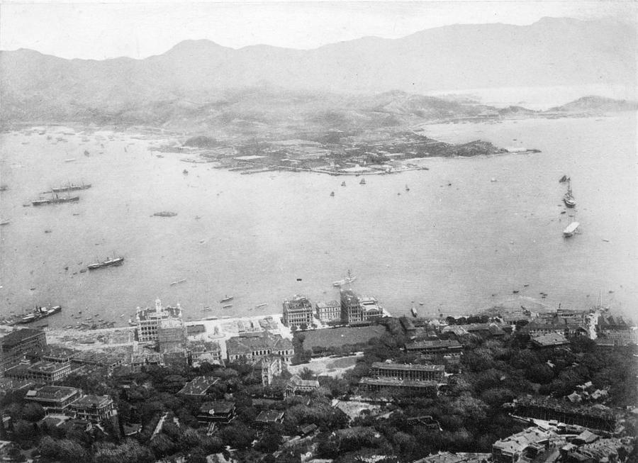 Hong Kong Photograph by Hulton Archive