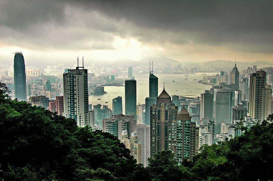 Hong Kong Photograph by Photo By Dasar
