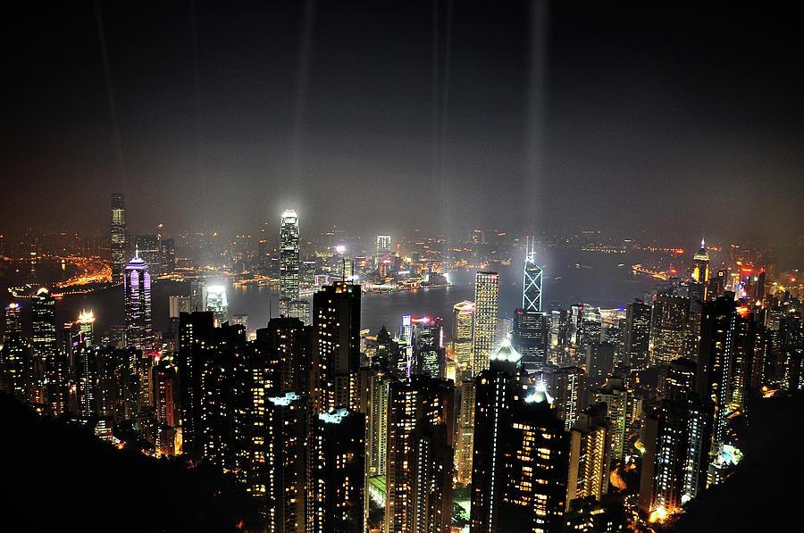 Hongkong View Photograph by Smerindo schultzpax