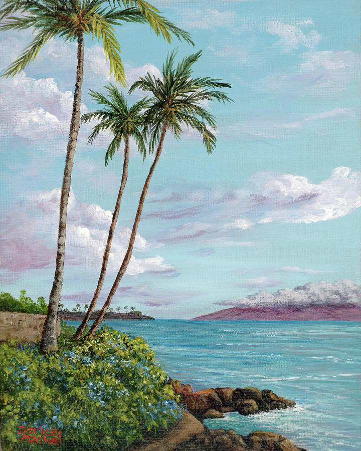Honokeana Point by Darice Machel McGuire