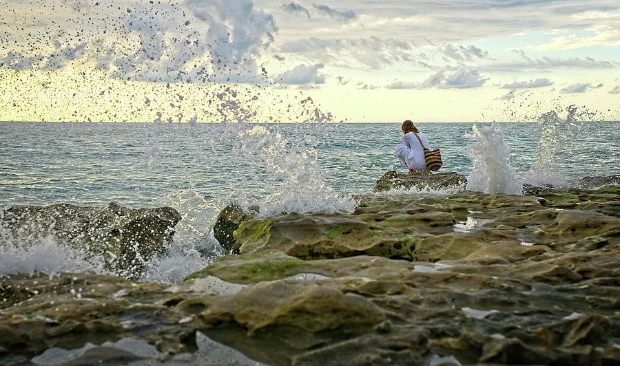 Honor the Sea No 2 by Steve DaPonte