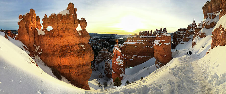 Hoodoos Bryce Canyon by Ron Brown Photography