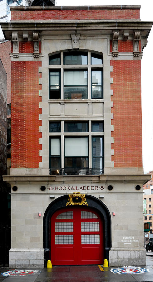 Hook And Ladder 8 by Andrew Fare