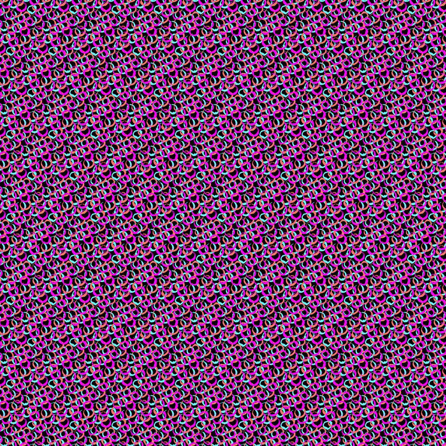 Hoops And Loops by Bee-Bee Deigner