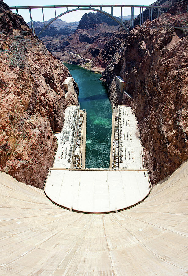 Hoover Dam by Anthony Jones