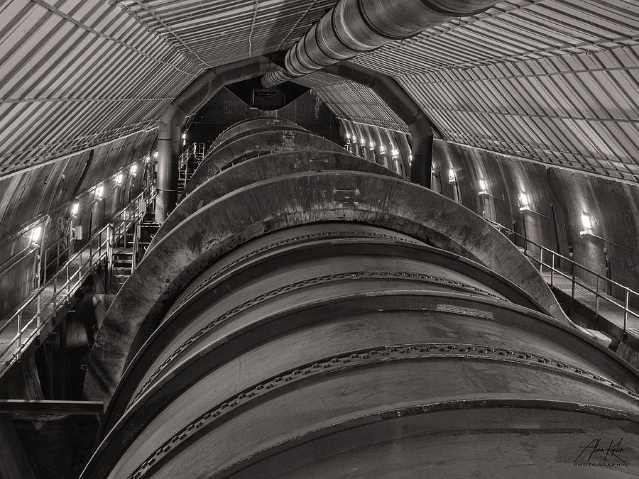 Hoover Pipe Photograph