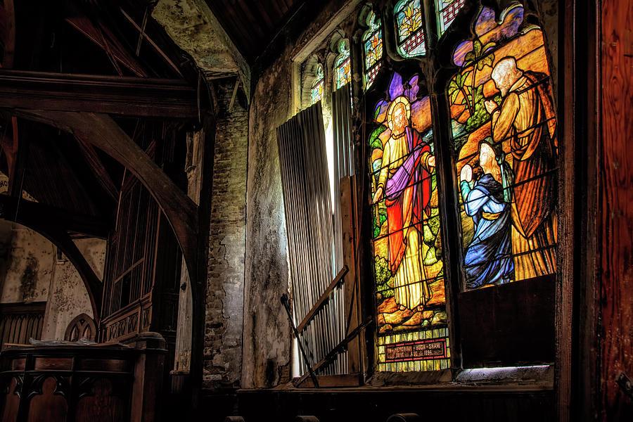 Hope Among The Ruins by Kristia Adams